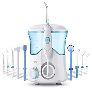 Cozzine FC288 Oral Irrigator Water Flosser (Review) - Top
